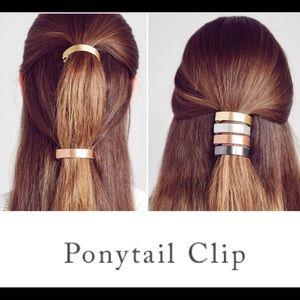 c+i Ponytail Clip H036-RG/G/S/H